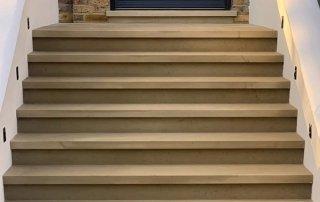 Stone steps in London